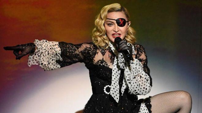 Madonna sot feston ditëlindjen  kjo është mosha e saj