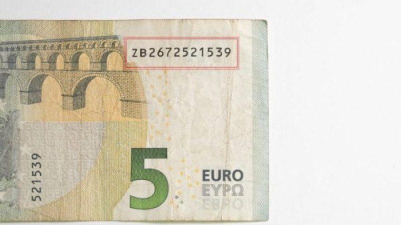 Kartëmonedha 5 euroshe që vlen sa 500 euro  Verifikoni mos e keni