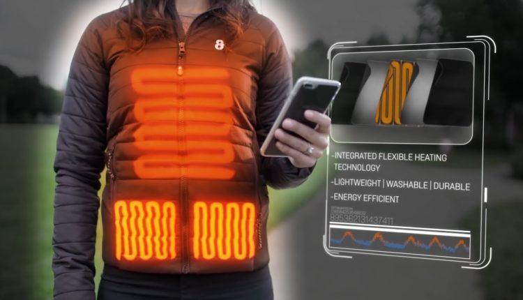 Del në shitje xhaketa e nxehtë për njerëzit që kanë të ftohtë